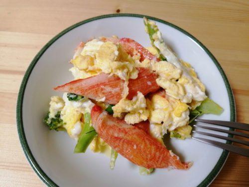 卵3個ダイエット
